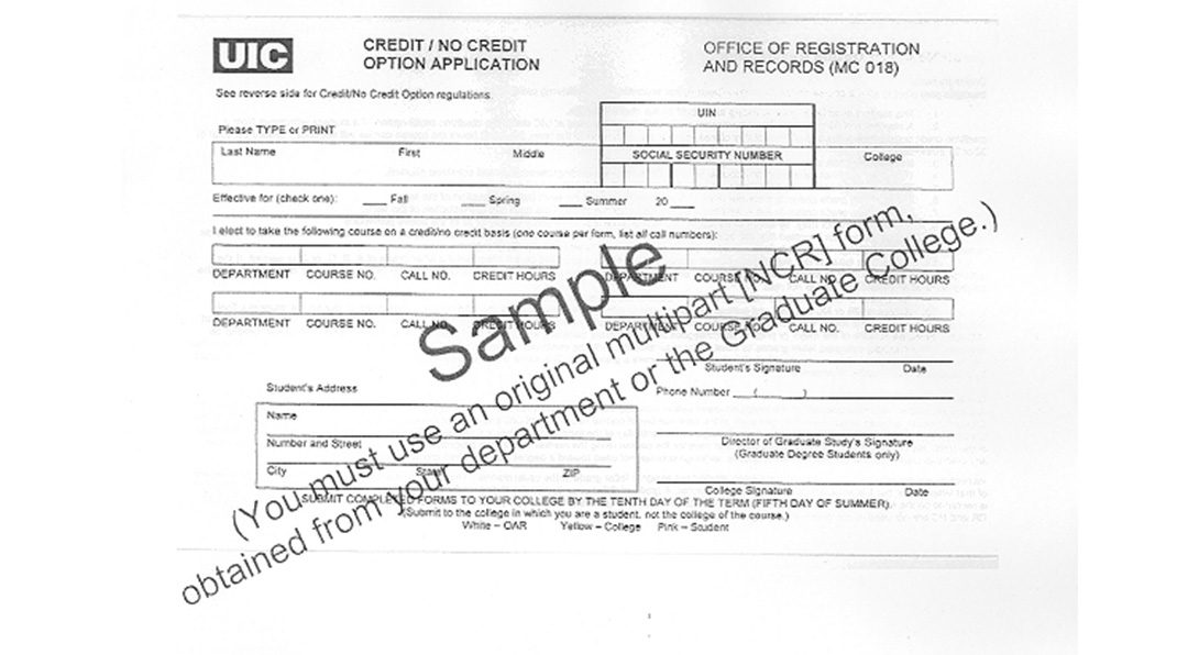 Registration Form Sample